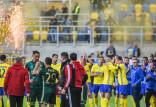 Arka Gdynia przegrała ze Śląskiem Wrocław 0:1. Skończyła dwunasta w ekstraklasie