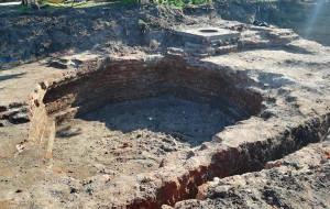 Odkopano fundamenty Baszty Nowej w Gdańsku