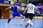 AZS UG - Gwiazda Ruda Śląska. Futsaliści utrzymali się w ekstraklasie