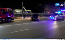 Pijany sprawca wypadku na Trakcie św....