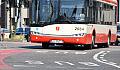 Buspas w centrum Gdańska na razie zdaje egzamin