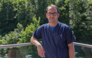 Chirurg z instagrama: pisanie pozwala mi rozładować emocje