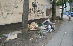 Śmieci w Śródmieściu już uprzątnięte