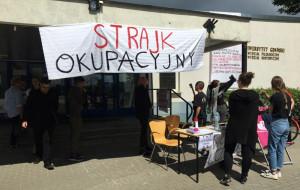 """Uczelnie o ustawie Gowina: to przesądzone. """"Wege-protest"""" jednak trwa"""
