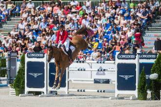CSIO 5* Sopot - powiew światowego luksusu na zawodach jeździeckich