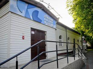 Centrum Kultury w Gdyni żegna się z nazwą i Małym Kackiem