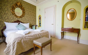 Luksusowe apartamenty dla nowożeńców