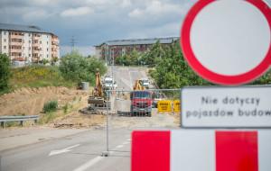 Zmiany po zamknięciu Wilanowskiej i paraliżu na południu Gdańska