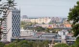 Nowy punkt widokowy w parku Jaśkowej Doliny