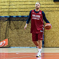 Kadra koszykarzy trenuje w Gdańsku. Mamy bilety na mecz z Litwą