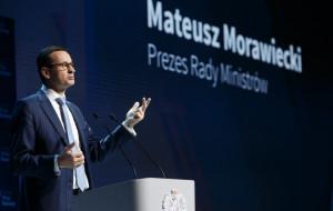 Morawiecki: Nie będzie wielkiej Polski bez wielkiego polskiego biznesu