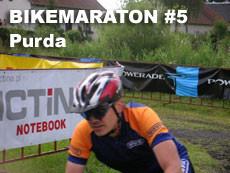 Bikemaraton #5, Purda; 17.07.2004