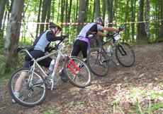 Bike Tour Gdynia; Redłowo 26.09.2004
