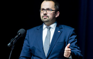 Marcin Horała kandydatem PiS na prezydenta Gdyni