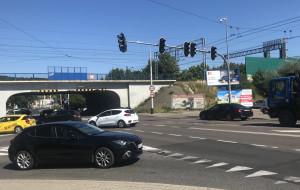 Gdynia: podwójny sygnalizator zostaje na Wielkopolskiej