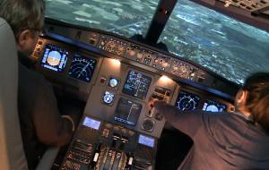 Wygrał konkurs, został pilotem