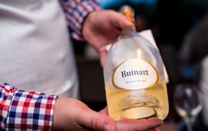 Ruinart w Sztuczce, czyli szampan w roli głównej