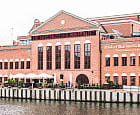 Filharmonia Bałtycka usunie kontrowersyjny wyświetlacz