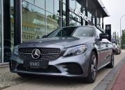 Odświeżony Mercedes-Benz Klasy C w Trójmieście