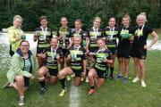 Biało-Zielone Ladies Gdańsk zdobyły Puchar Polski w rugby kobiet