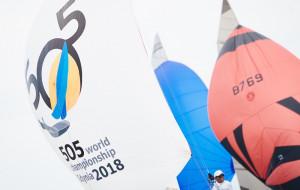 W Gdyni startują żeglarskie mistrzostwa świata klasy 505