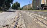 Rusza przebudowa trasy tramwajowej na Stogach
