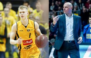 Koszykarz Trefla Sopot gra w finale ME U20