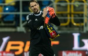 Wisła Kraków - Arka Gdynia 0:0. Pavels Steinbors obronił karnego