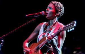 Ayọ zaśpiewała na Ladies'Jazz Festivalu