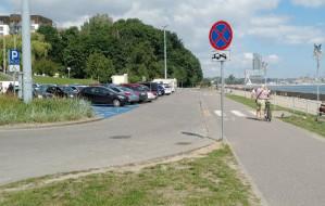 Gdynia: zmiany dla kierowców i rowerzystów w okolicy bulwaru Nadmorskiego
