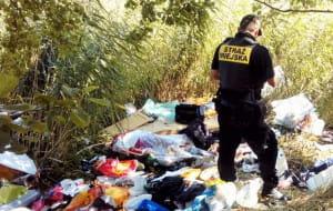 Śmieci zniknęły znad Jeziora Wysockiego