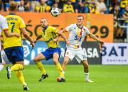 Arka Gdynia - Jagiellonia Białystok 0:2. Dwa gole Karola Świderskiego