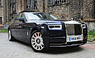 Rolls-Royce Phantom: król motoryzacji odwiedził Trójmiasto