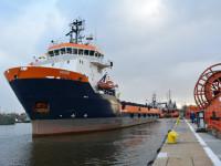 Sylur wyruszy na Bałtyk. Zabezpieczy rurociąg gazowy