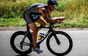 Triathloniści rywalizowali w Chmielnie