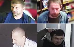 Policja publikuje wizerunki złodziei