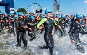 Triathloniści w weekend na ulicach Gdyni i okolic