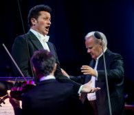 Genialny koncert Piotra Beczały w Operze Leśnej rozpoczął Sopot Classic
