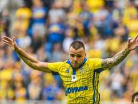 Cracovia - Arka Gdynia 0:0. Zbigniew Smółka: Dziwny mecz