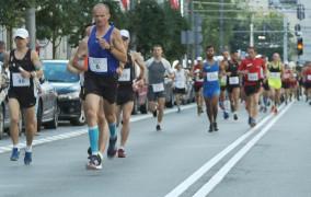 Rafał Czarnecki wygrał Maraton Solidarności
