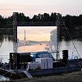 Kino na wodzie i rzeźba przypłyną Wisłą do Gdańska