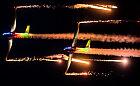 Widowiskowe pokazy lotnicze nad Gdynią
