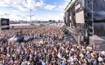 Wielkie tłumy na festiwalu Lato z Radiem
