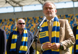 Wojciech Szczurek: Wielka Arka jest otwarta na inne kluby