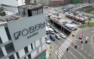 Forum Gdańsk obniża ceny za parkowanie