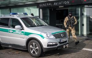 Groźna sytuacja na lotnisku w Gdańsku