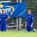 Sparing Wisła Płock - Arka Gdynia 0:0. Zarandia, Młyński, Łoś zagrali w kadrze