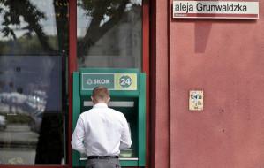 Euronet przejmuje bankomaty SKOK