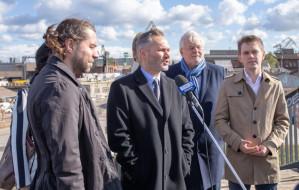 Wałęsa: tereny stoczni powinny stać się parkiem kulturowym