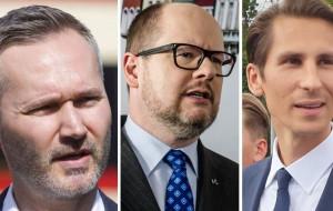 Dwa sondaże wyborcze w Gdańsku, różni liderzy